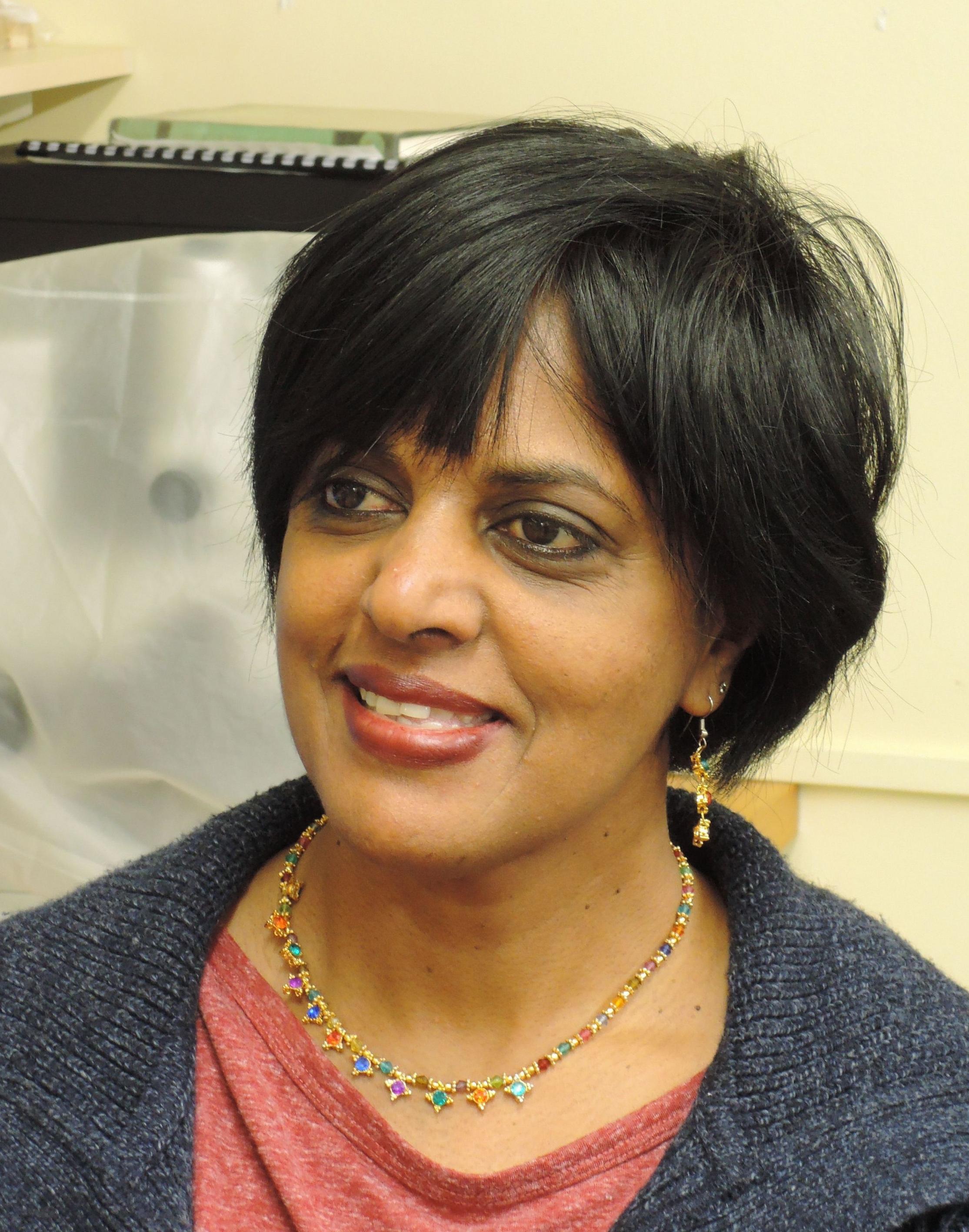 Prof Anusuya Chinsamy-Turan